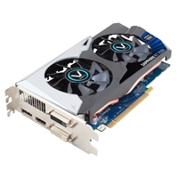 Sapphire Technology Radeon R7 250X 1GB GDDR5 PCI-Express DVI-I / DVI-D / HDMI / DP OC version