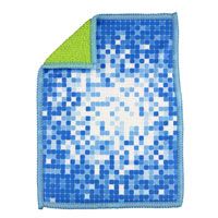 Shield Me Dual-Sided Microfiber Cleaning Cloth - 5.5 x 7.5