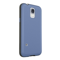 Belkin Air Protect Grip Candy Case for Samsung Galaxy S5 - Pale Blue/Blacktop