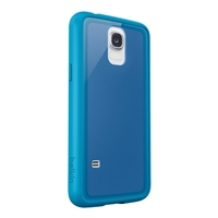 Belkin Air Protect Grip Vue Case For Samsung Galaxy S5 - Civic Blue