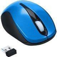 Targus 3-Button Wireless Optical Mouse - Blue