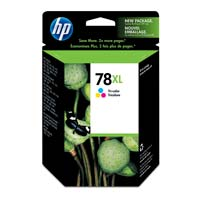 HP HP 78XL Tricolor Ink Cartridge