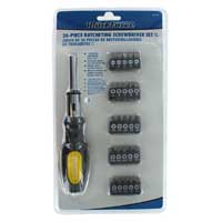 26-Piece Ratcheting Set