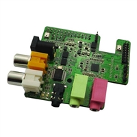 MCM Electronics Audio Card for Raspberry Pi