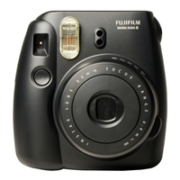 Fujifilm Instax Mini 8 Instant Camera - Black