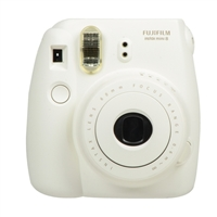 Fuji Instax Mini 8 Camera - White