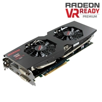 Diamond Radeon HD R9-290 HD Dual Fan 4GB DDR5 PCIe 3.0x16 Video Card