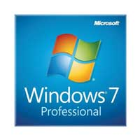 Microsoft Windows 7 Professional SP1 64-bit English - OEM