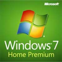 Microsoft Windows 7 Home Premium SP1 32-bit English - OEM