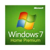 Microsoft Windows 7 Home Premium SP1 64-bit English - OEM