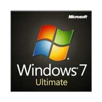 Microsoft Windows 7 Ultimate SP1 64-bit English - OEM