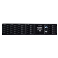 CyberPower Systems 1500VA / 1000W Intelligent LCD, Pure Sinewave, Line-Interactive UPS with Smart App Software, AVR, 2U Rack/Tower, 8 NEMA 5-15R, RJ11/RJ45/Coax, USB/Serial, SNMP/HTTP (optional)