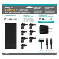 Targus Laptop Charger with USB Fast Charging Port