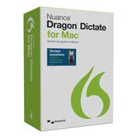 Nuance Dragon Dictate for Mac v4 Mobile