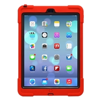The Joy Factory aXtion Bold for iPad mini - Red/Black