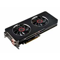 XFX R9280XTDFD AMD Radeon R9 280X 3GB DDR5 PCI-e 3.0x16Video Card