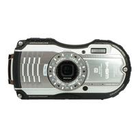 Pentax WG-4 16.0 Megapixel Digital Camera - Silver