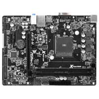 ASRock AM1B-M LGA AM1 Sockets A & E Quad Core ATX AMD Motherboard