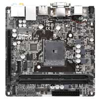 ASRock AM1H-ITX AM1 AMD mITX AMD Motherboard