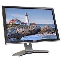 "Dell 2009WT 20"" Refurbished LCD Monitor"