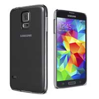 Cygnett Aerogrip Case for Samsung Galaxy S5 - Crystal