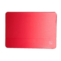 Tucano USA Macro Hard Folio Case for Samsung Galaxy Tab Pro 10.1 - Red