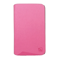 "Tucano USA Macro Hard Folio Case for 7"" Samsung Galaxy Tab 3 Lite - Fuchsia"