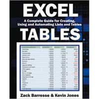 Independent Publisher's Group EXCEL TABLES COMPLETE GD