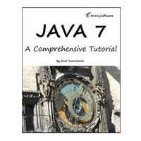 Independent Publisher's Group JAVA 7 COMPREHENSIVE TUTO