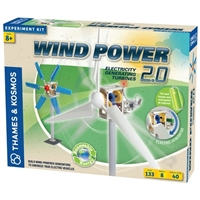 Thames And Kosmos Wind Power 2.0
