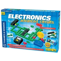 Thames & Kosmos Electronics and Advanced Circuits Projects