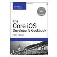Pearson/Macmillan Books CORE IOS DEV COOKBOOK