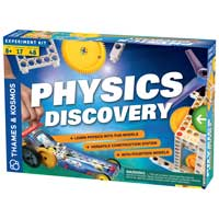 Thames And Kosmos Physics Discovery Science Kit