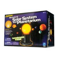 Educational Insights Solar System Planetarium