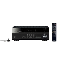 Yamaha Electronics RX-V577BL 7.2 Channel Wi-Fi Built in Network AV Receiver