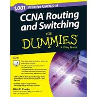 Wiley 1,001 CCNA ROUTING SWITCH