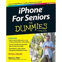Wiley IPHONE FOR SENIORS DUMMIE