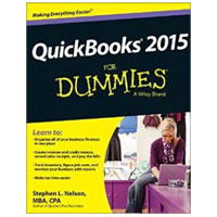 Wiley QUICKBOOKS 2015 DUMMIES