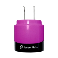 iEssentials Dual USB Wall Charger - Pink
