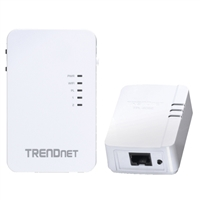 Trendnet AV500 Powerline Kit with WiFi N Extender TPL-410APK (v1.0R)