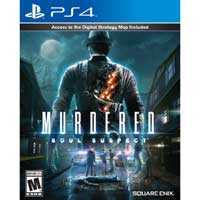 Square Enix MURDERED SOUL SUSPECT PS4