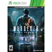 Square Enix Murdered Soul Suspect (Xbox 360)