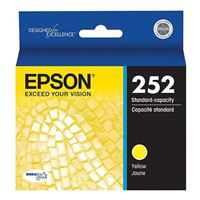 Epson T252420 Standard Yellow Ink Cartridge