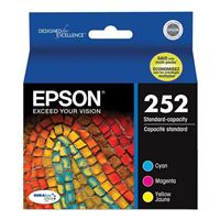 Epson T252520 Standard Color Ink Cartridge Multi Pack