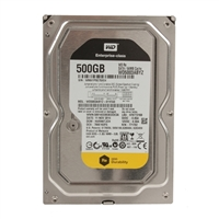 "WD RE Enterprise 500GB 7,200 RPM SATA II 3Gb/s 3.5"" Internal Hard Drive WD5003ABYZ"