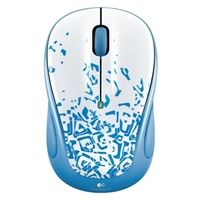 Logitech M325 Wireless Optical Mouse - Quirky