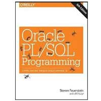 O'Reilly ORACLE PL/SQL PROGRAMMING