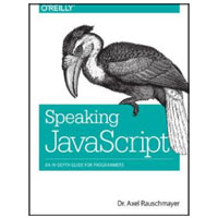 O'Reilly SPEAKING JAVASCRIPT