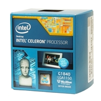 Intel Celeron G1840 Haswell 2.8GHz Boxed Processor