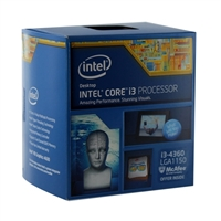 Intel Core i3-4360 3.7 GHz LGA 1150 Boxed Processor